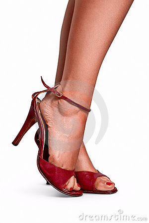 Free High Heels Royalty Free Stock Images - 9759069