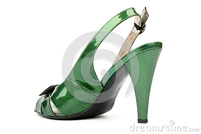 High Heels Shoe Stock Image - Image: 14094841