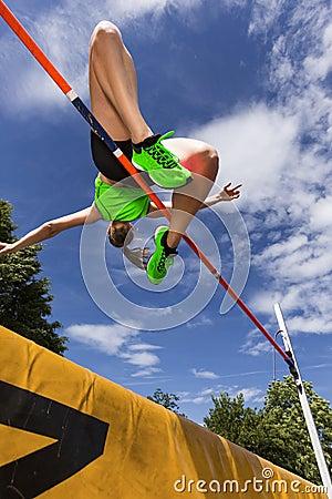 Free High Jump Stock Photos - 57010353