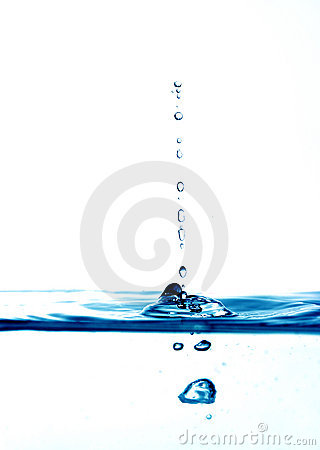 Free High Key Drops Stock Photography - 715272