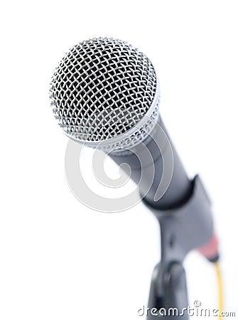 High Key Professional Microphone