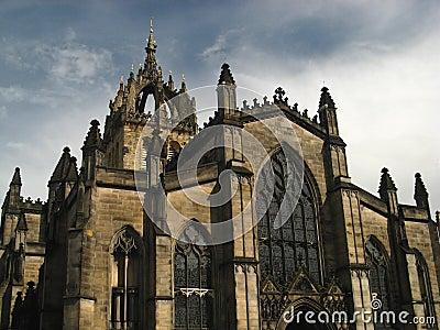 High Kirk of St. Giles 02