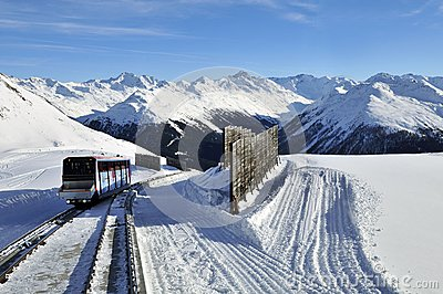 High Mountain Railway