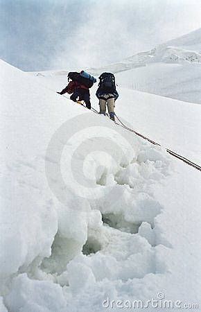 High mountaineering