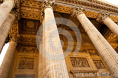 High pillars