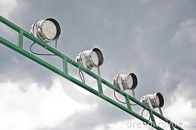 High power stage LED lights