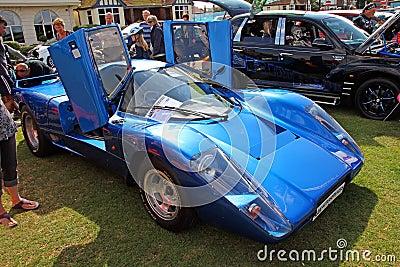 High powered lamborghini car Editorial Stock Photo