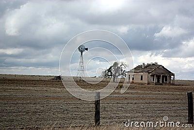 High prairie homestead