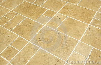 High quality unfilled travertine