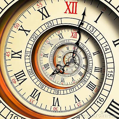 Free High Resolution Antique Old Spiral Clocks Abstract Fractal Spiral. Watch Clock Unusual Texture Fractal Pattern Background Stock Image - 108397701