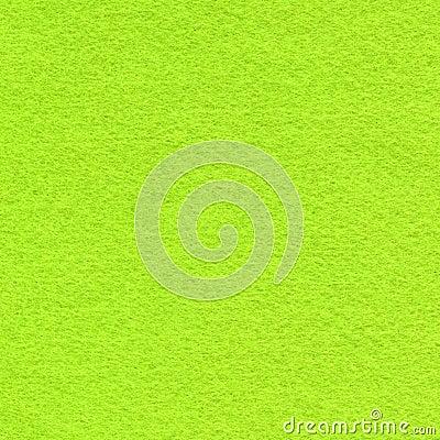 Felt Fabric Texture - Lime