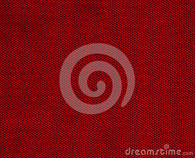 Cotton Fabric Texture - Red