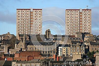 High rise accommodation