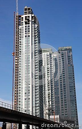 High Rise City Development