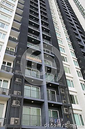 High Rise Condo Building