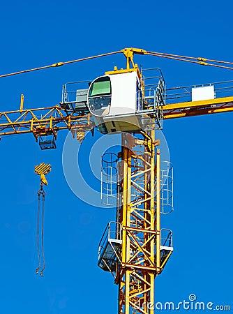 High-rise crane