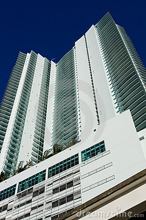 High Rise Miami Building
