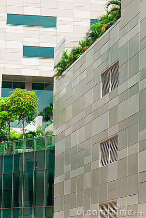 Free High Rise Office Building Stock Photography - 15497822