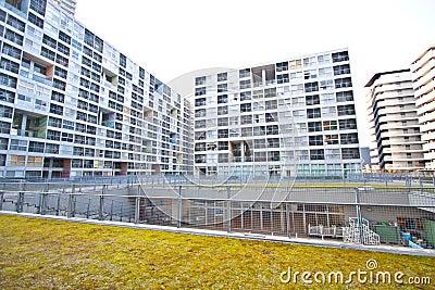 High rise residential housing