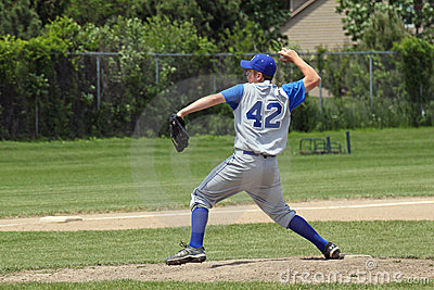High School Baseball Editorial Photography