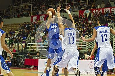 High School Basketball Game,HBL