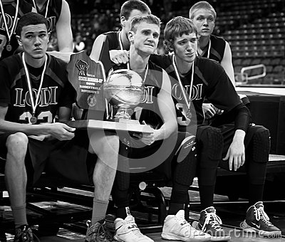 High School Boys State Basketball Tournament