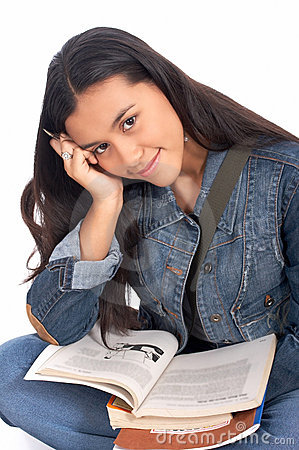 Free High School Female Stock Images - 6035124