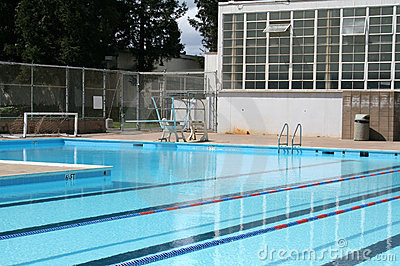 High School Pool