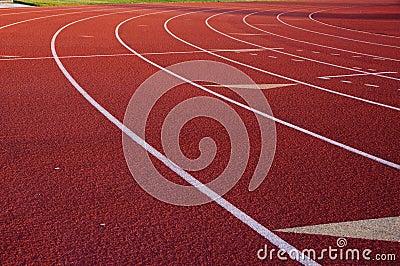 High school track