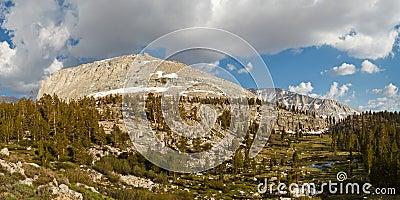 High Sierra Scenery