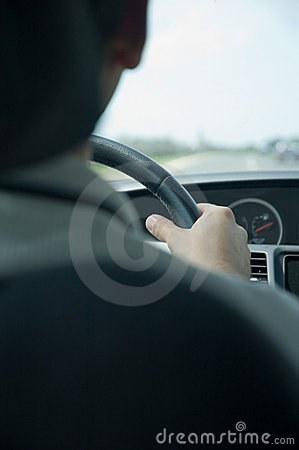 High speed driving (Nissan)