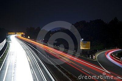 High-speed highway