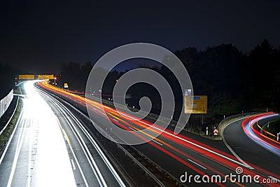High-speed highway