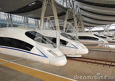 High Speed Rail,Beijing Railway Station