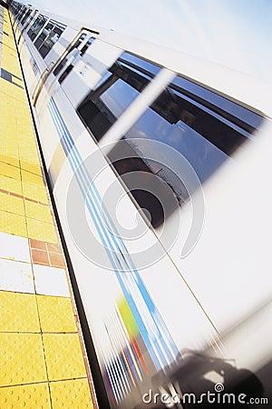High-speed train