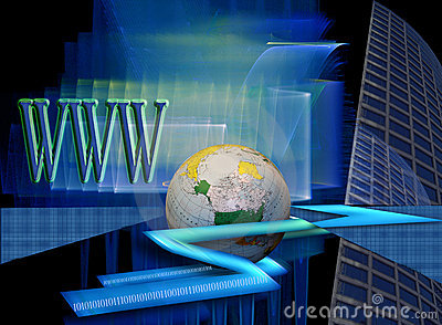 High speed ww internet and E-commerce