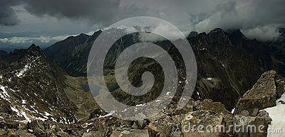 High Tatra Mountains Slovak