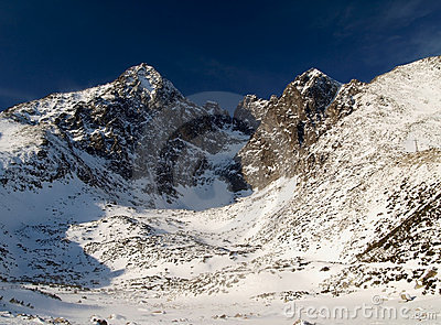 High Tatras - Lomnicky Peak (2634 m)