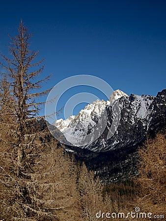 High Tatras - Lomnicky Peak (2634 m)