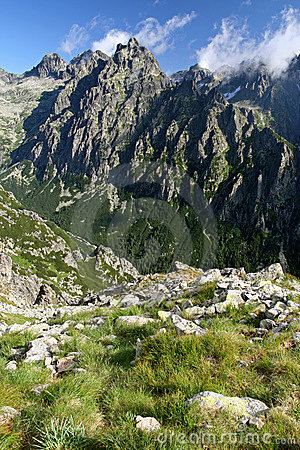 Free High Tatras VI Stock Image - 10298281