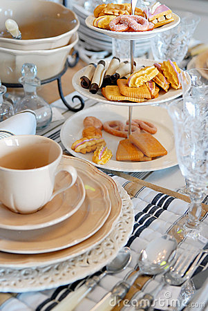 Free High Tea Stock Images - 10243774