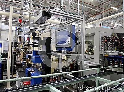 High Tech Factory