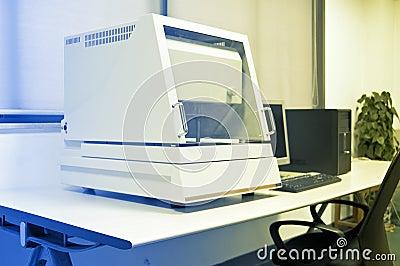 High tech research institute