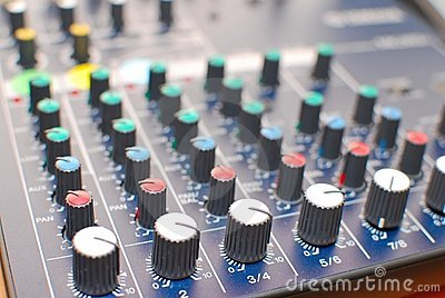 High technology equalizer or mixer