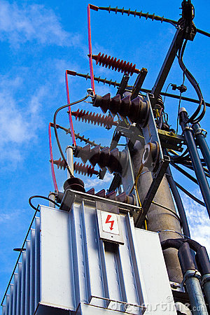 Free High Tension Royalty Free Stock Photography - 5956357