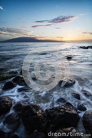 High Tide Sunset