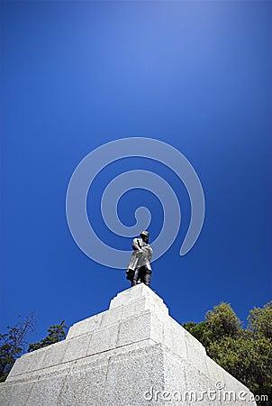 High Up Napoleon
