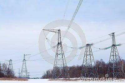 High-voltage