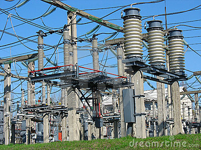 High voltage  electric converter wire equipment