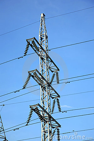 High-voltage electric wires